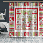 PrintBase Shower Curtain S03