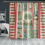 PrintBase Shower Curtain S04