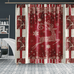 PrintBase Shower Curtain S02