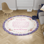 PrintBase Round Carpet
