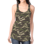 Hollow Out Tank Top