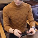 Fashion Pullover Knitwear Turtleneck Sweater