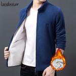 Thick Velvet Windbreaker Fleece Jackets Trend