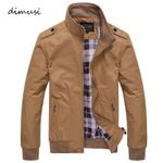 Jackets Casual Coats Solid Color  Sportswear Stand Collar