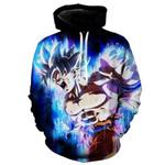 Sweatshirts 3D Hoodies Pullovers Outerwear Hoodie Jacket