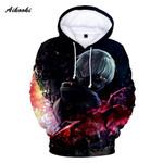 3D Hoodies Tokyo Ghoul Sweatshirt