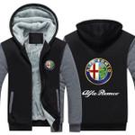 Hoodies Thicken  sweatshirt Pullover zipper jackets
