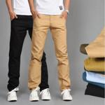 New Design Cotton Slim Pant Straight Trousers Fashion Business Pants