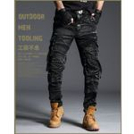 Army Military SWAT Combat Paintball Pants