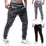 New Fashion Hip Pop Casual Elastic Joggings Pants