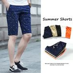 Clothing Casual Cargo Cotton Male Beach  Shorts