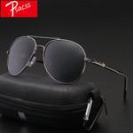 Classic Pilot Photochromic Driving Clear Polarized Lens Sunglasses