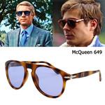 Classic Vintage Pilot Steve McQueen Style Polarized Sunglasses