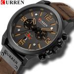 Top Luxury Brand Waterproof Sport Wrist Chronograph Watches