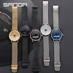 New Fashion Creative Personality Trend Big Turntable Watches