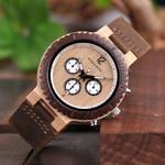 Relogio Masculino Bracelet Quartz Movement  Wood Watches