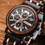 Relogio Masculino Top Brand Luxury Stylish Wood Watches