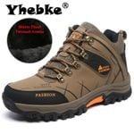 Super Warm High Quality Waterproof Sneakers Outdoor Boots