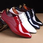 High Quality Formal Leather Fashion Business Oxford Shoes