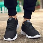 Casual Lace up Lightweight Comfortable Breathable Sneakers & Shoes