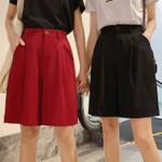 Half Length Shorts New High Waist Loose Boho Bohemian Shorts
