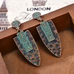 Ethinic Dangle Drop Earrings Hanging Vintage Boho Bohemian Accessories
