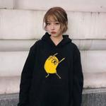 Graphics Print Creative Fun Sweatshirt Hip Hop Streetwear Hoodies