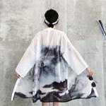 Outfits cardigan clothing blouse shirt Kimono