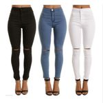 Newest Arrivals Fashion Hot Denim Skinny Pants  Stretch Jeans
