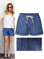 New Style Fashion Design Casual Large Thin  Shorts