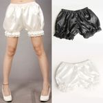 Anti Exposure Lolita Cosplay Lace Bubble Bloomer Elastic  Shorts
