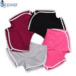 Esportes Workout Waistband Skinny  Shorts
