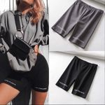 High Waist Fashion sexy biker fitness casual sexy Shorts