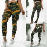 Cargo Trousers Casual Military Army Combat Sports Fashion Pants