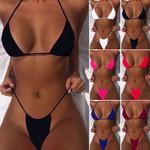 Sexy Swimwear Set Bra Swimsuit Bathing Swimming Suit Bikini