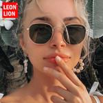 Metal Classic Vintage Luxury Brand Design Eyewear Sunglasses