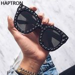 Dazzle Vintage Cat Eye Star Fashion Mirror Shades Sunglasses