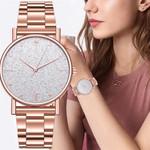 Montre Femme Fashion Luxury Quartz Stainless Steel Watches