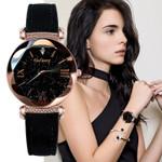 Luxury Starry Sky Fashion bayan Diamond Watches