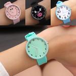 New Silicone Wrist Top Fashion Quartz Wristwatch Watches