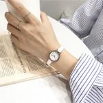 Designer small dial white luxury fashion brand quartz Watches