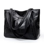 Leather Shoulder Bags Large Capacity Handbag Fashion Handbags