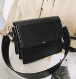 Fashion Luxury crocodile Leather Flap Shoulder crossbody Handbags