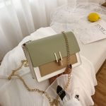 New Fashion Over The Shoulder Small Flap Crossbody Handbags