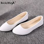 Wear large comfortable candy Loafers Flat shoes