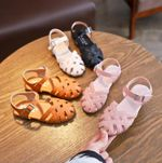 Baby Girl Toddler Kids Shoes With Sweet Princess Soft Sandals