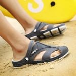 Slippers Croc fashion beach Casual Flat Slip On Flip Flops Sandals