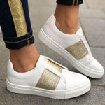 Breathable Mesh Flats Casual Loafers Boat Comfortable Sneakers & Shoes