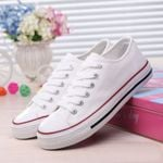 Casual Fashion Canvas Platform Vulcanize Sneakers & Shoes