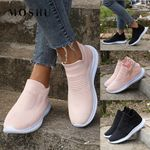 Trainers Air Mesh Sock Casual Platform Basket Sneakers & Shoes